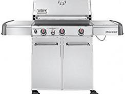 Test du Weber 6570553 Genesis S330 GBS Barbecue à Gaz 3 Brûleurs Inox