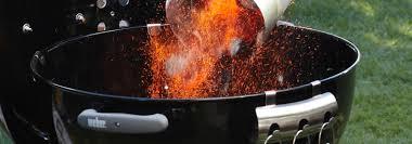 Comment allumer un barbecue Weber