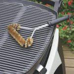 comment nettoyer un barbecue Weber