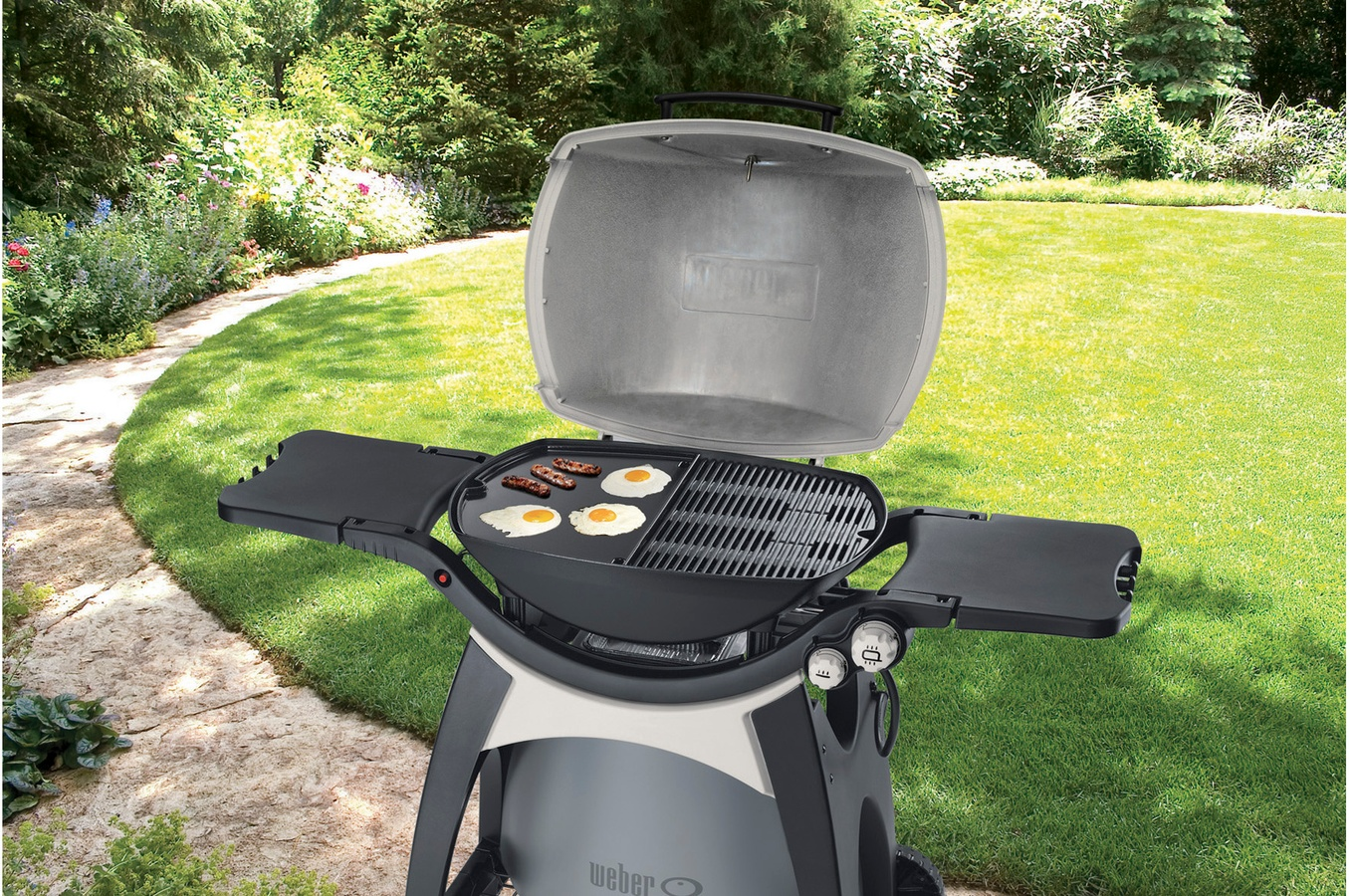une plancha pour barbecue weber guide d 39 achat barbecue. Black Bedroom Furniture Sets. Home Design Ideas