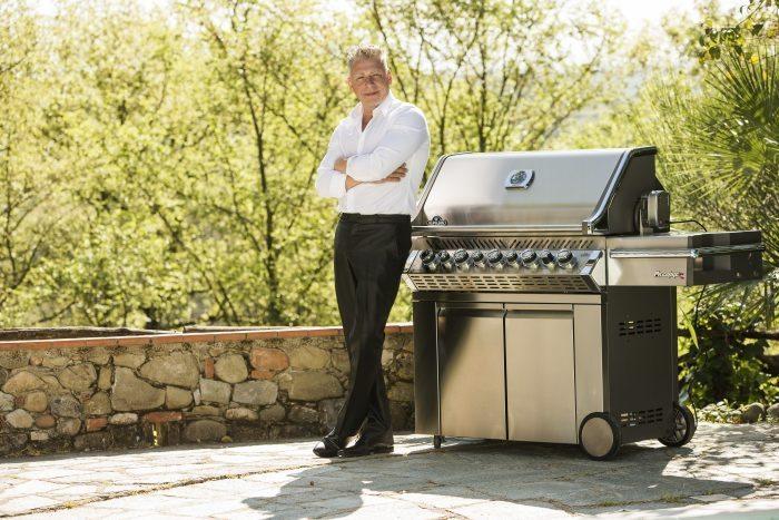 Choisir un barbecue Napoleon