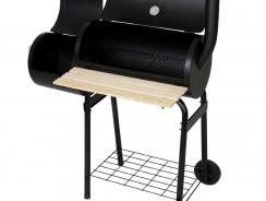 Choisir un barbecue charbon avec fumoir